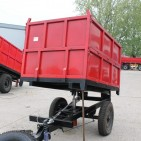 remorci agricole pentru tractor agricol